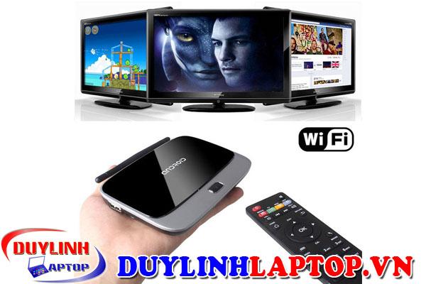 Bán Android TV Box Mini Q7 chất lượng cao, giao hàng toàn quốc