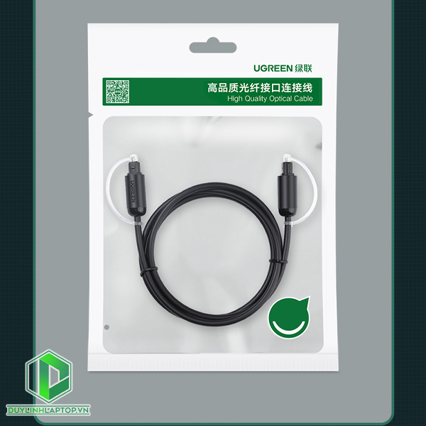 Dây Cáp Audio Quang Optical Toslink Ugreen 70890---70893 - 10