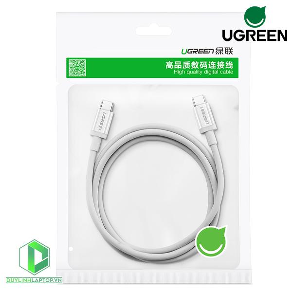 Dây Cáp USB Type C to USB Type C US264 Ugreen 60517---60520 - 11