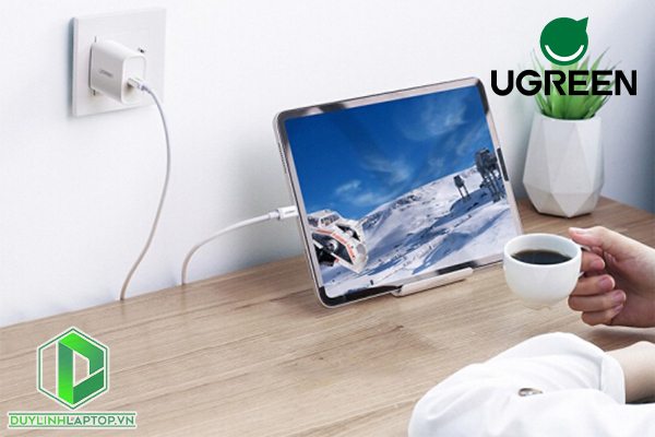 Dây Cáp USB Type C to USB Type C US264 Ugreen 60517---60520 - 5