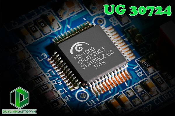 Card USB Sound 2.0 to 3.5mm Ugreen 30724