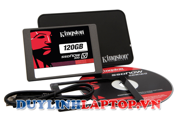 SSD Kingston 120GB V300 chat luong tot