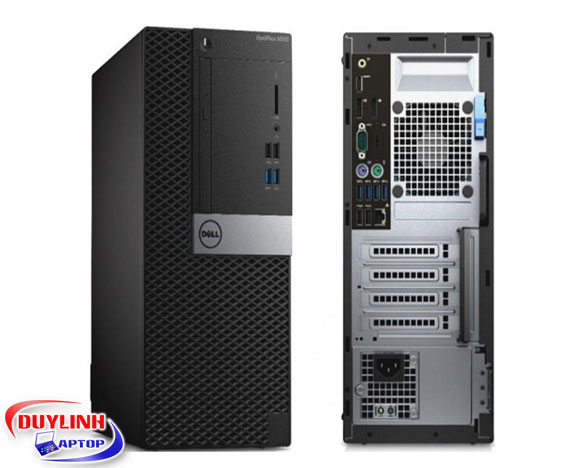 Máy tính để bàn Dell OptiPlex 5060 Tower,Intel Core i5-8400 (2.80 GHz,9 MB),2x4GB RAM,1TB HDD