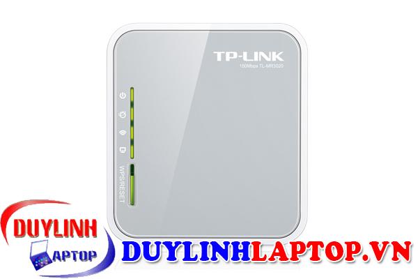 Bộ định tuyến di động chuẩn N 3G/3 75G TpLink TL-MR3020 giá rẻ tại HN