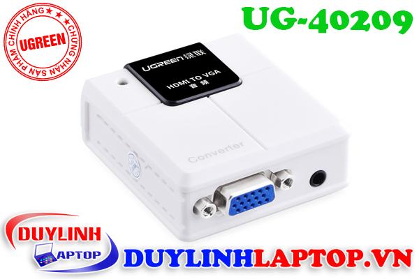 Cáp chuyển đổi HDMI to VGA Ugreen chất lượng tốt - 16