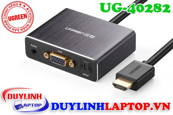Cáp chuyển đổi HDMI to VGA Ugreen chất lượng tốt - 4