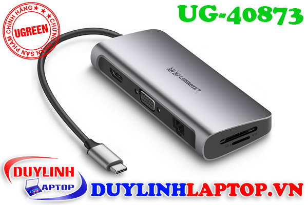 Review Adapter USB Type C Ugreen 40873