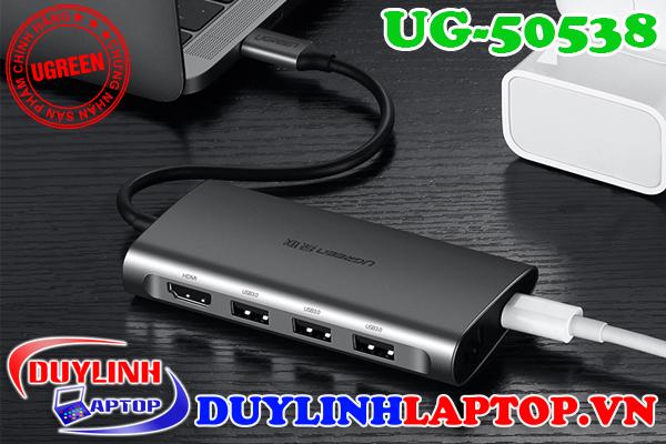 Adapter chuyển đổi USB Type C sang HDMI Ugreen