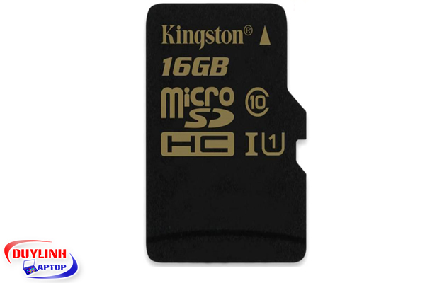 Thẻ nhớ Kingston microSD Class 10 SDCA10/16GB
