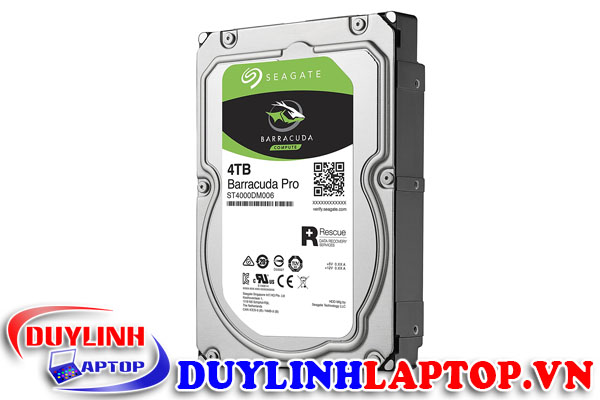 HDD 4TB Seagate Barracuda Pro 7200RPM 128MB Cache