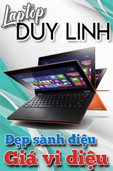 Laptop Duy Linh