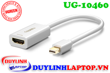 Adapter Thunderbolt to HDMI màu trắng Ugreen