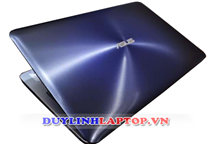 Asus X556U cũ ( core i5-6200U, Ram 4Gb,HDD 500Gb, HD Graphics 520, Màn 15.6', Pin 3h)