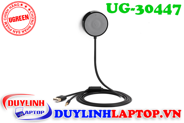 Bộ thu Bluetooth 4.1 to Audio 3.5mm cho ô tô Ugreen 30447