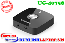 Bộ thu Bluetooth 4.2 to Audio 3.5mm Ugreen 40758