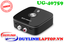 Bộ thu Bluetooth 4.2 to AV + Audio 3.5mm Ugreen 40759