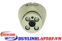 CAMERA DOME HDTVI 2.0MP VANTECH VP-224TP