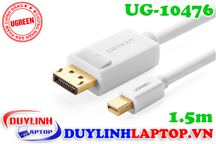 Cáp Thunderbolt - Mini Displayport to Displayport dài 1.5m Ugreen 10476