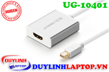 Cáp Thunderbolt - Mini Displayport to HDMI vỏ nhôm Ugreen 10401