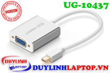 Cáp Thunderbolt - Mini Displayport to VGA + Audio 3.5mm Ugreen 10437