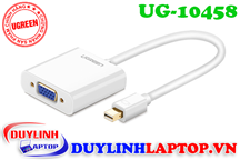 Cáp Thunderbolt - Mini Displayport to VGA Ugreen 10458