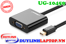 Cáp Thunderbolt - Mini Displayport to VGA Ugreen 10459
