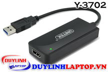 Cáp USB 3.0 to HDMI Unitek Y-3702