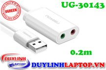 Cáp USB Sound UGREEN 30143