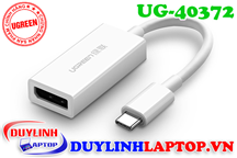 Cáp USB Type C to Displayport Ugreen 40372