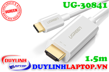 Cáp USB Type C to HDMI dài 1.5m Ugreen 30841