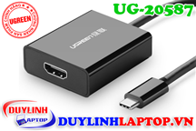 Cáp USB Type C to HDMI Ugreen 20587