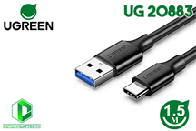 Cáp USB Type C to USB 3.0 dài 1,5m Ugreen 20883