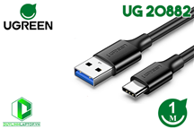 Cáp USB Type C to USB 3.0 dài 1m Ugreen 20882