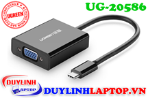 Cáp USB Type C to VGA Ugreen 20586