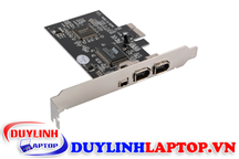 Card PCI Express to 1394