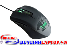 CHUỘT I ROCKS M09 PLUS RGB OPTICAL GAMING MOUSE