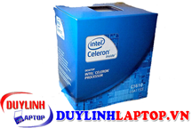 CPU Intel Celeron Dual core G1630 2.8G/2M/SK1155 Box (Ivy Bridge)
