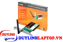 D-Link Wireless N-150 Mbps Desktop Wi-Fi PCI / PCIe Network Adapter (DWA-525)