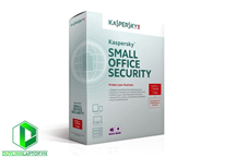 Kaspersky KSOS 1 Server + 10PCs