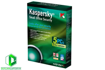 Kaspersky KSOS 1 Server + 5PCs