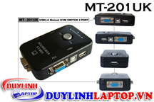 KVM Switch 2 port USB MT-VIKI MT-201UK