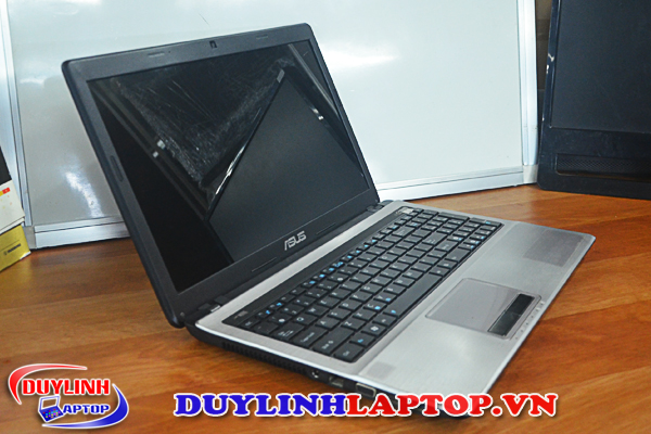 Laptop cũ Asus K53E (Core i3-2330M/ RAM 2G/ HDD 500G/ HD Graphics 3000/ Màn 15.6/ Pin 2h30)