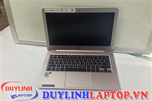 Laptop cũ Asus UX305(Intel Core M/Ram 8Gb/SSD 128G/Intel HD 5300/Màn 13.3/Pin 3h)
