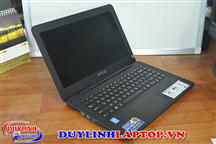 Laptop cũ Asus X455 (i3-5010U/ RAM 4G/ HDD 500G/ Intel HD 5500/ Màn 14.0/ Pin 2h30)