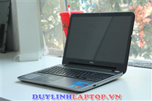 Laptop cũ Dell Inspiron 5537(Core I3-4010U/ RAM 4G/ HDD 500G/ Intel HD graphic/ Màn 15.6/ Pin 3h)