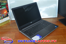 Laptop cũ Dell Inspiron 5558 (i5-5200U/RAM 4G/ HDD 1Tb/ HD Graphics 5500/Màn 15.6/ Pin 3h)
