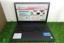 Laptop Dell Inspiron 3558 | i3-5005U | RAM 4GB | SSD 120GB + HDD 500GB | HD Graphics 5500 | 15,6Inch HD