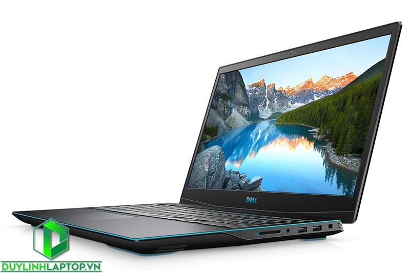 Laptop Gaming Dell G3 15 3500 (70223130), Intel Core i5-10300H (2.50 GHz,8 MB), 2x4GB RAM, 256GB SSD, 1TB HDD, 4GB NVIDIA GeForce GTX 1650, 15.6 FHD, Finger, WL+BT, McAfee MDS, Win 10 Home, 1Yr