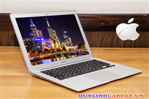 Macbook Air 13.3'' 2015 MJVE2 cũ (CPU i5 1.6 Ghz, Ram 4G, SSD128GB, Card Intel HD 6000, Pin 4h)