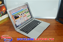 Macbook Air 13 inch 2014 (i5-4260U/ RAM 4G/ SSD 128G/ Intel HD Graphics 5000/ Màn 13.3/ Pin 4h)